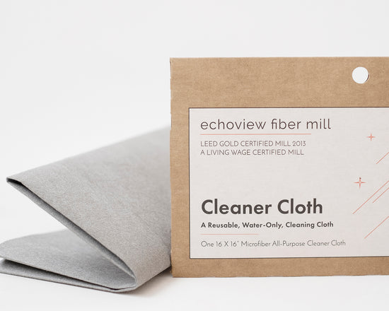 Cleaner Cloth, Echoview Fiber Mill