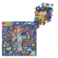Load image into Gallery viewer, Tree of Life 1000 Piece Puzzle, eeBoo