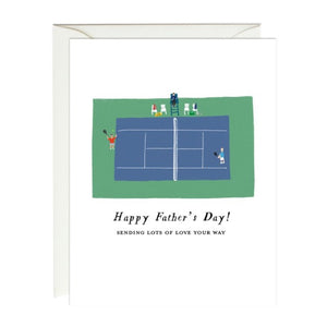 Tennis Father's Day