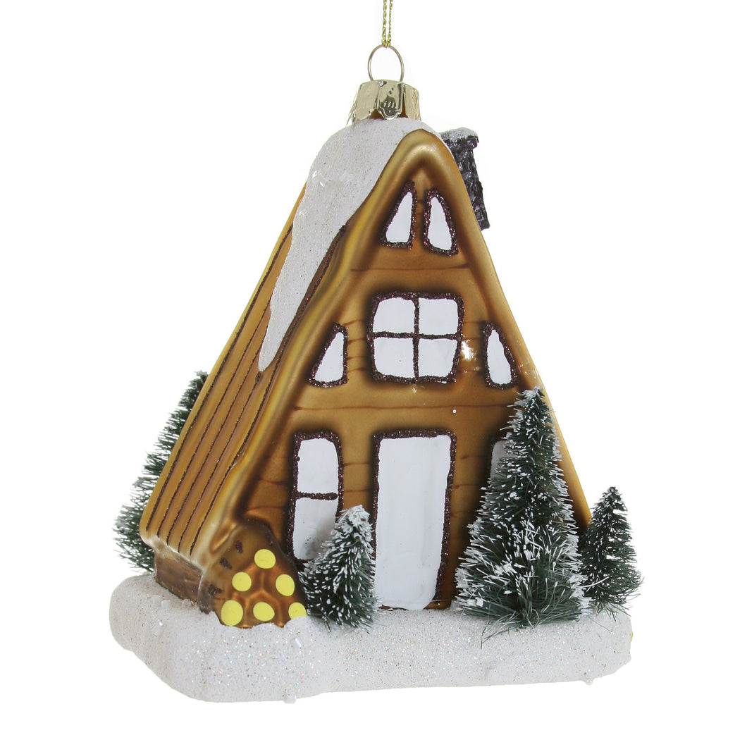 A-Frame House Ornament