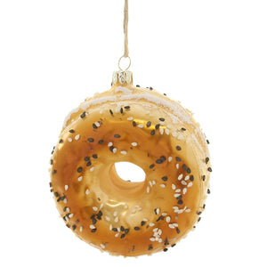Everything Bagel Ornament