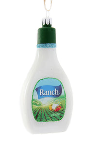 Ranch Dressing Ornament