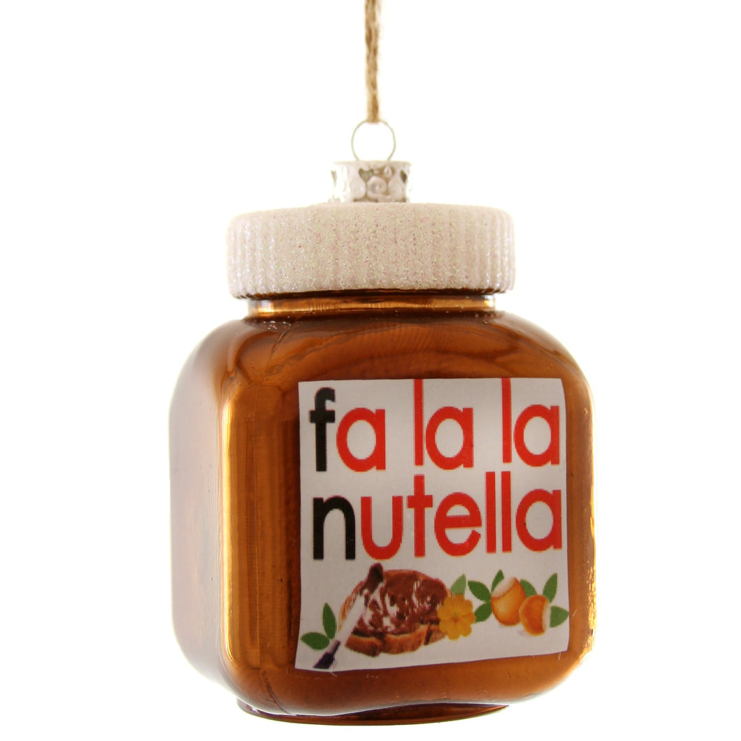 Nutella Ornament