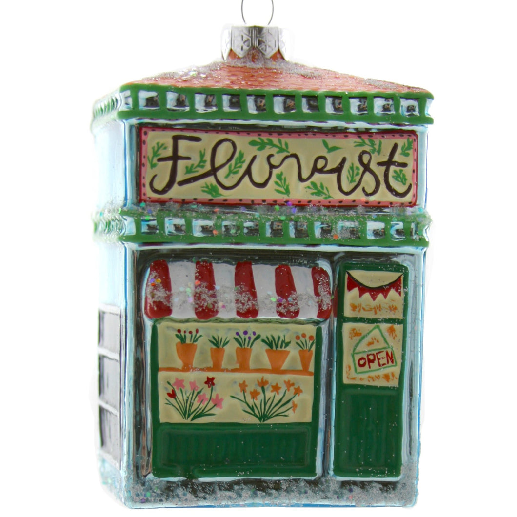 Florist Shop Ornament