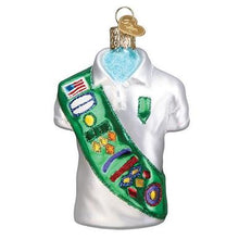 Load image into Gallery viewer, Girl Scout Uniform Ornament