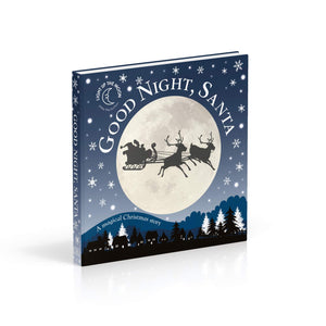Good Night Santa Board Book
