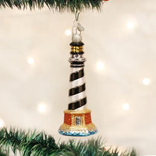 Load image into Gallery viewer, Cape Hatteras Lighthouse Ornament