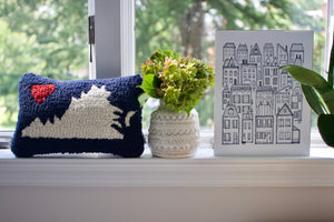 Virginia Mini Pillow