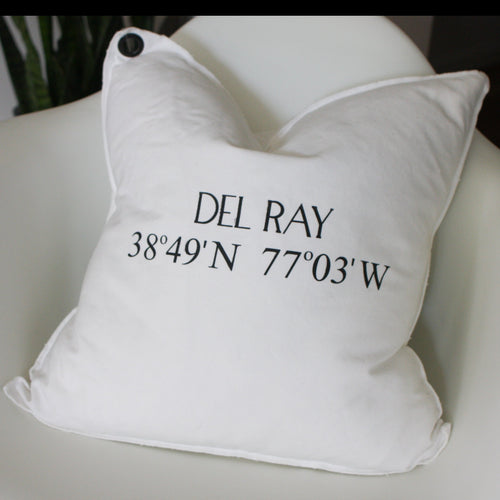 Del Ray Pillow