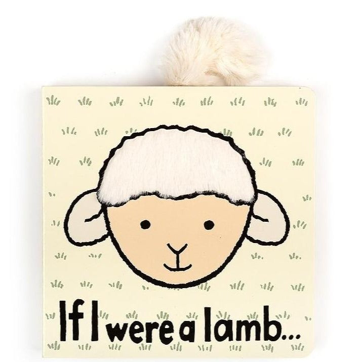 If I Were A Lamb Book, Jellycat