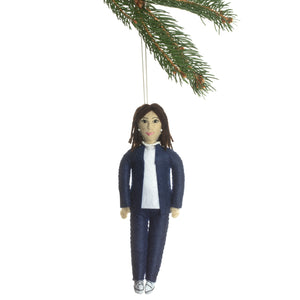 Kamala Harris Handmade Collectible