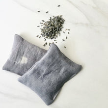 Load image into Gallery viewer, Hand Dyed Lavender Sachets, Ardent Goods