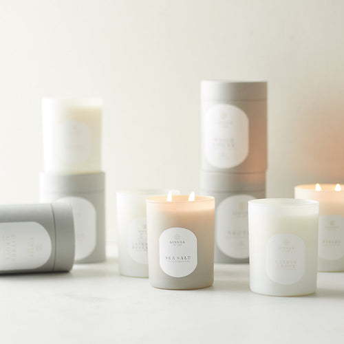 Linnea's Candle Collection