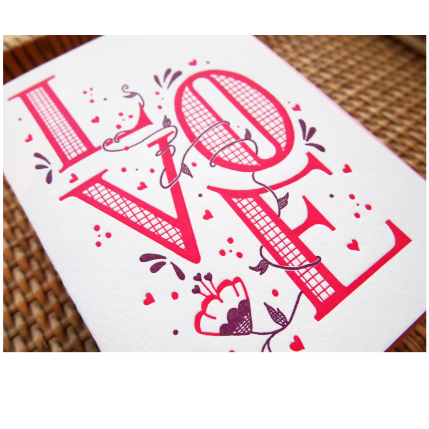 Love Vine, Folio Press & Paperie