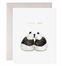Load image into Gallery viewer, Panda Pair, E. Frances Paper