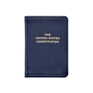 Mini U.S. Constitution - Leather Bound