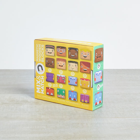 MyFamilyBuilders Friends Edition Toy Set