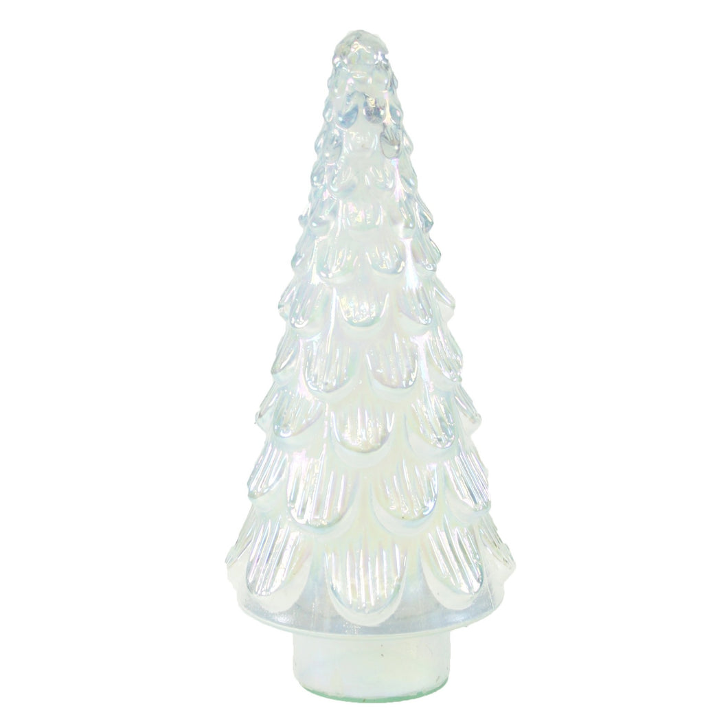 Opalescent White Tree