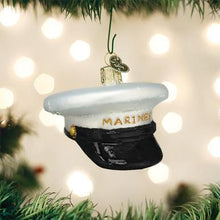 Load image into Gallery viewer, Marine's Cap Ornament