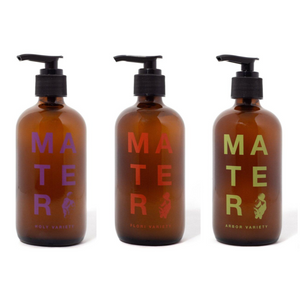 Mater Hand & Body Soaps