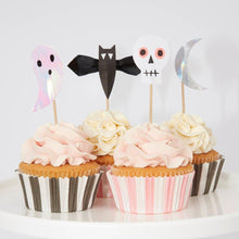 Load image into Gallery viewer, Halloween Cupcake Kit, Meri Meri