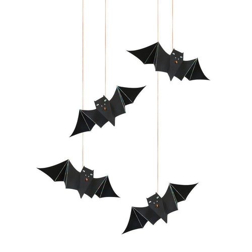 Hanging Bat Decorations, Meri Meri