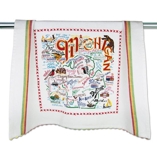 Catstudio State Dish Towels
