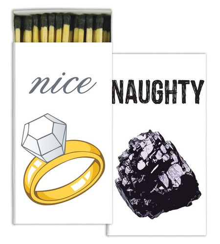 Naughty or Nice Matches