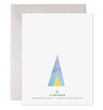 Load image into Gallery viewer, Teepee, E. Frances Paper