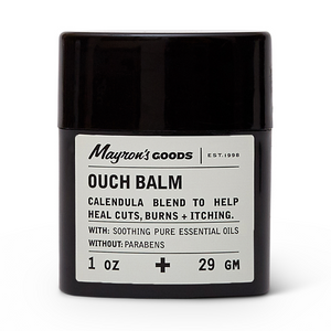 Ouch Balm with Calendula For Cuts & Bruises, Mayron's Goods