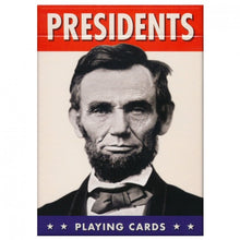 Load image into Gallery viewer, US Presidents Playing Cards, PIATNIK