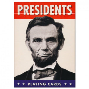 US Presidents Playing Cards, PIATNIK