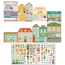 Load image into Gallery viewer, My Little Town Sticker Activity Set