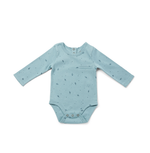 Rocketman One-Piece, 3-6 Months