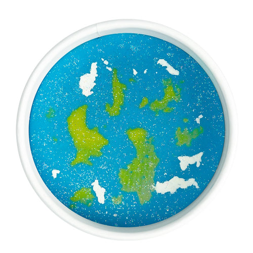 Planet Earth Play Dough