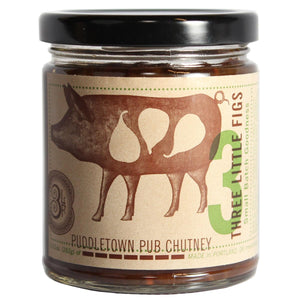 Puddletown Pub Chutney, 3 Little Figs