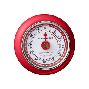Red Kitchen Timer