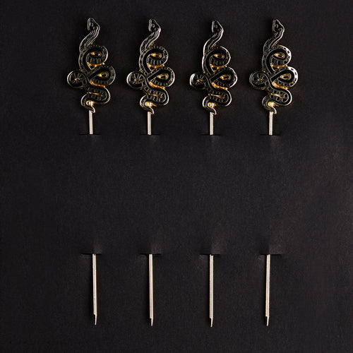 Snake Picks, Set of 4