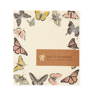 Butterly Notes, June & December