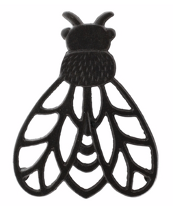 Cast Iron Bee Trivet