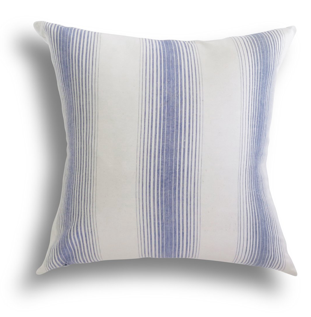 Homespun Stripe Pillow
