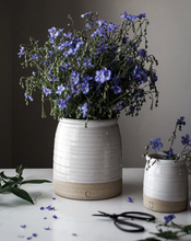 Load image into Gallery viewer, Beehive Crock, Farmhouse Pottery