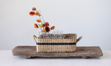 Load image into Gallery viewer, Seagrass Six Compartment Basket