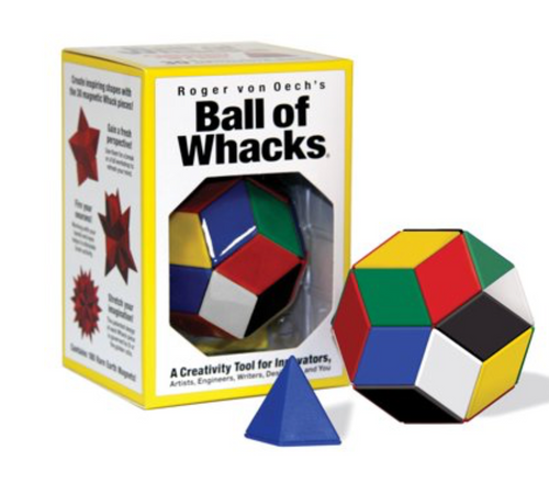 Creative Ball of Whacks