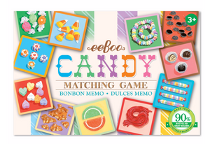 Candy Memory Game