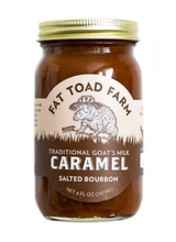 Load image into Gallery viewer, Fat Toad Farm Caramel, 8 oz