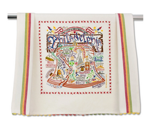 Catstudio City Dish Towel Collection