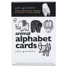Load image into Gallery viewer, Animal Alphabet Cards