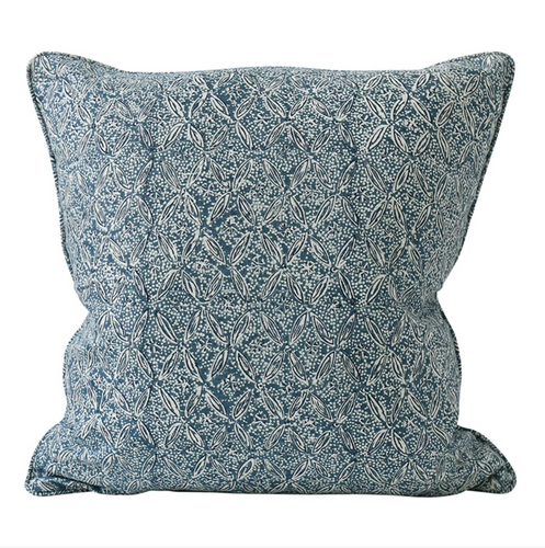 Palladio Denim Linen Cushion