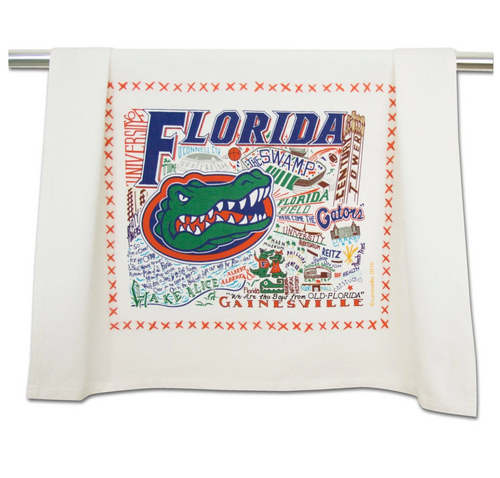 University of Florida Dish Towel